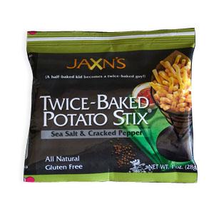 JAXN'S TWICE-BAKED POTATO STIX®