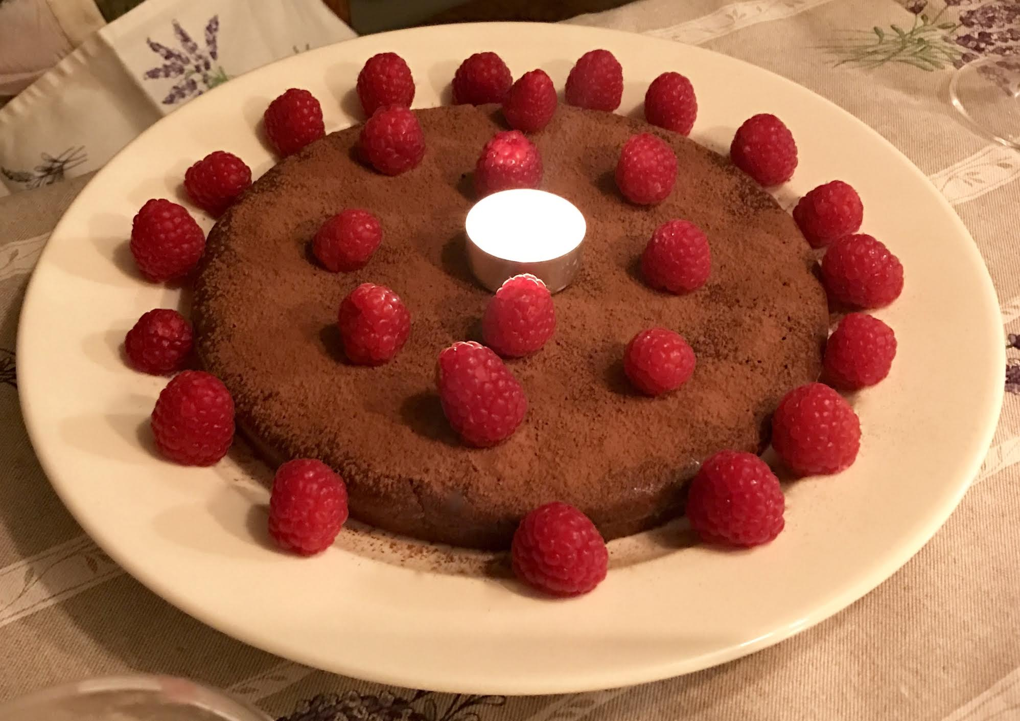 Jean Georges Chocolate Cake Recipe