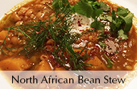 African Bean Stew
